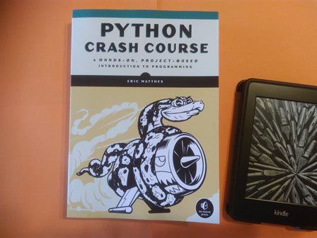 Python Crash Course: A Hands-On, Project-Based Introduction to Programming, Eric Matthes купить