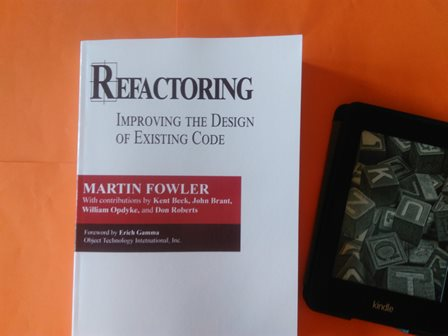 Refactoring: Improving the Design of Existing Code, Martin Fowler купить