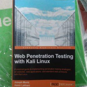 Web Penetration Testing with Kali Linux, Joseph Muniz купить