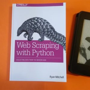 Web Scraping with Python: Collecting Data from the Modern Web 1st Edition, Ryan Mitchell купить