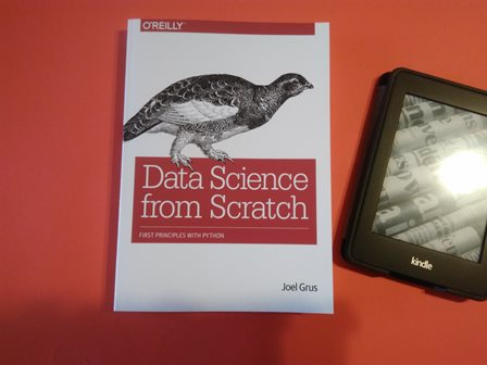 Data Science from Scratch: First Principles with Python 1st Edition, Joel Grus купить