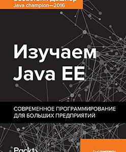 375 грн.  Изучаем Java EE. Современное программирование для больших предприятий