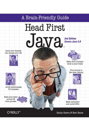 599 грн.| Head First Java. A Brain-Friendly Guide. 2nd Edition