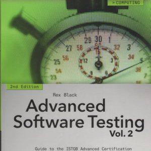 499 грн.| Advanced Software Testing - Vol. 2