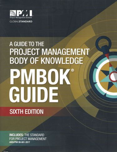 950 грн.| A Guide to the Project Management Body of Knowledge (PMBOK® Guide)–Sixth Edition