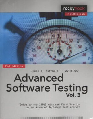 649 грн. | Advanced Software Testing - Vol. 3