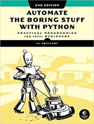 499 грн.| Automate the Boring Stuff with Python