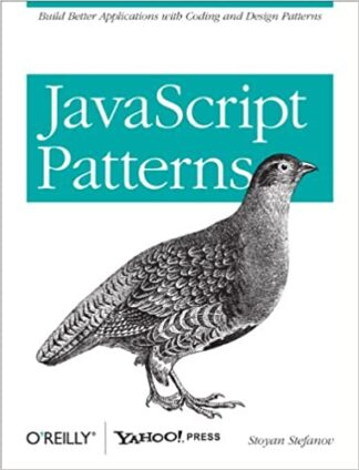 499 грн.| JavaScript Patterns: Build Better Applications with Coding and Design Patterns