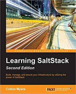 599 грн.| Learning SaltStack - Second Edition