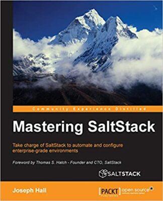 599 грн.| Mastering SaltStack
