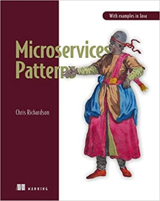 699 грн.| Microservices Patterns: With examples in Java