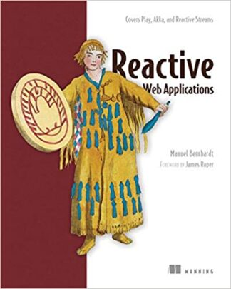 499 грн.| Reactive Web Applications: Covers Play