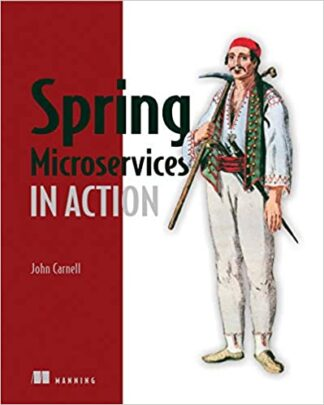 699 грн.| Spring Microservices in Action