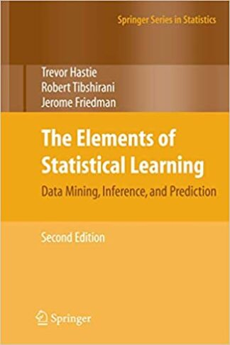 999 грн.| The Elements of Statistical Learning: Data Mining