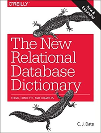 599 грн.  The New Relational Database Dictionary: Terms